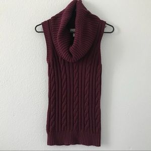 Banana Republic | Cable-knit Sweater Vest
